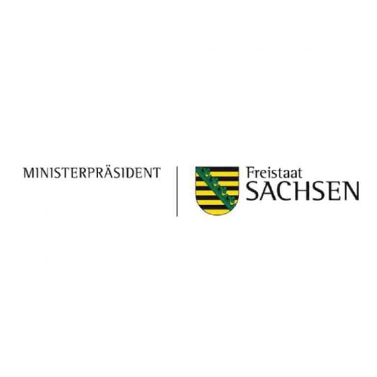 DER MINISTERPRÄSIDENT DES FREISTAATES SACHSEN