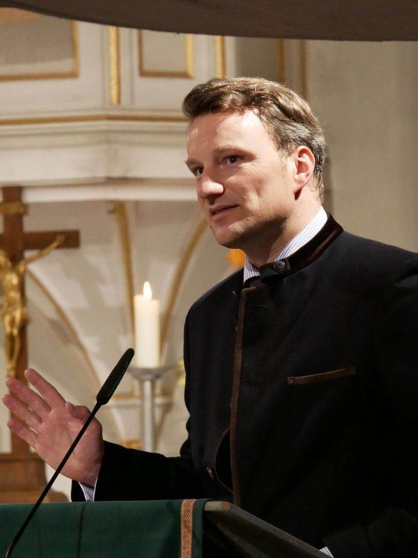 Dr. Hagen W. Lippe-Weißenfeld Intendant Kammermusikfest Oberlausitz