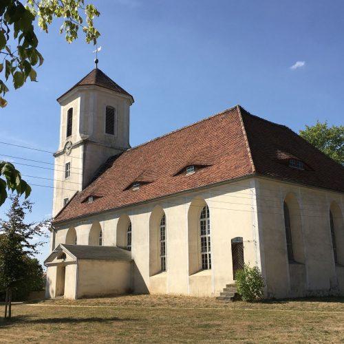 Festivalspielstätte Ev.-luth. Kirche Baruth in Sachsen