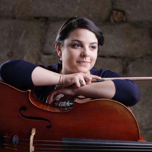 Portrait Ines Andrade
