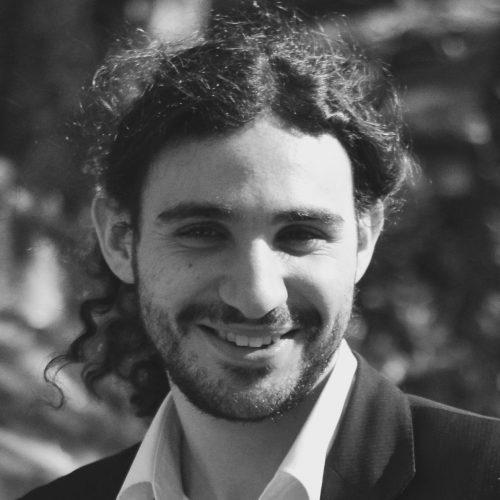 Portrait Joseph Eisinger