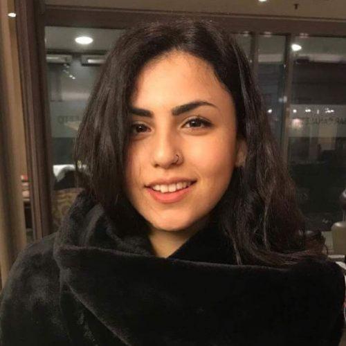 Portrait Veroniki Rezai