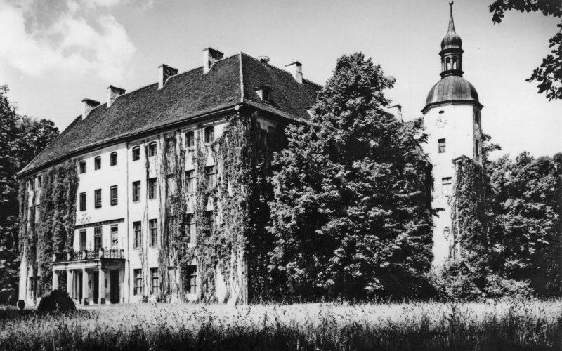 Schloss Baruth in Sachsen_bis 1945 Sitz der Prinzen zur Lippe-Weißenfeld