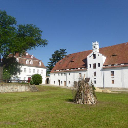 Schloss Zinzendorf  in Berthelsdorf